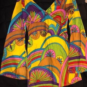 Halloween Costume- Leg Avenue - Hippie Dress